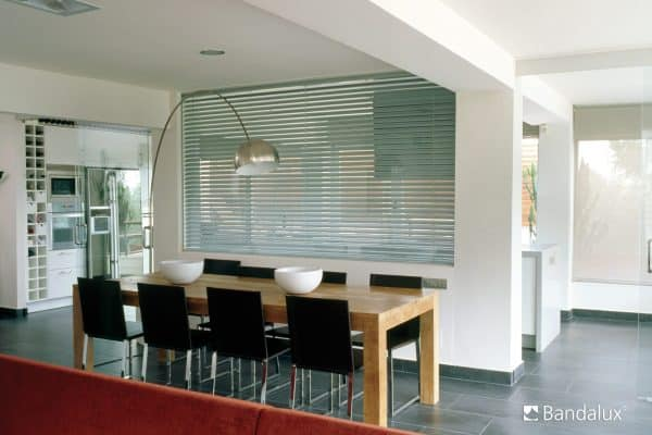 indoor window treatment