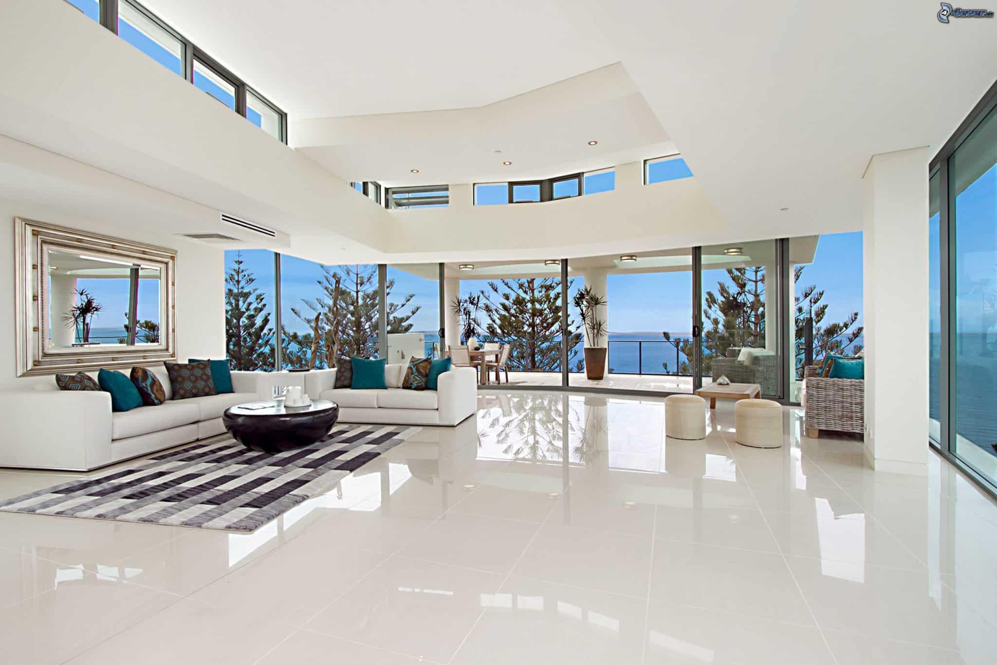 indoor custom window treatment