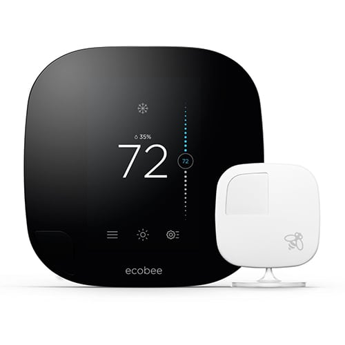 The Ecobee3 Smart Wi-Fi Thermostat