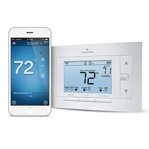 Sensi Wi-Fi Smart Programmable Thermostat
