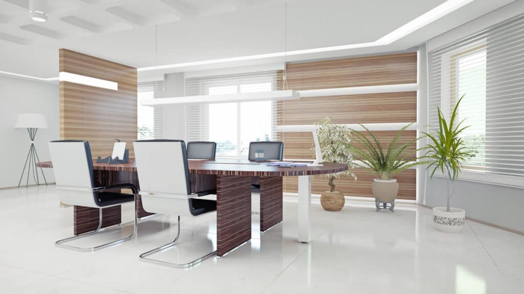 Window Treatments And Shades For The Commercial Office Bbd Lifestyle