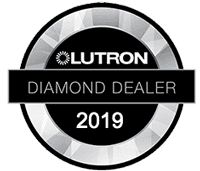 lutron diamond dealer badge 2019
