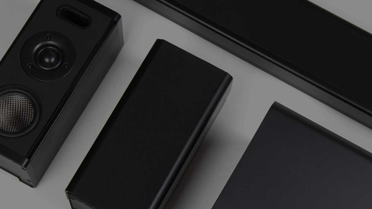 smart whole home audio speakers