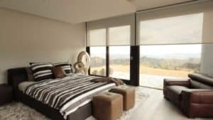 savant bedroom window treatment motorized shades st petersburg fl