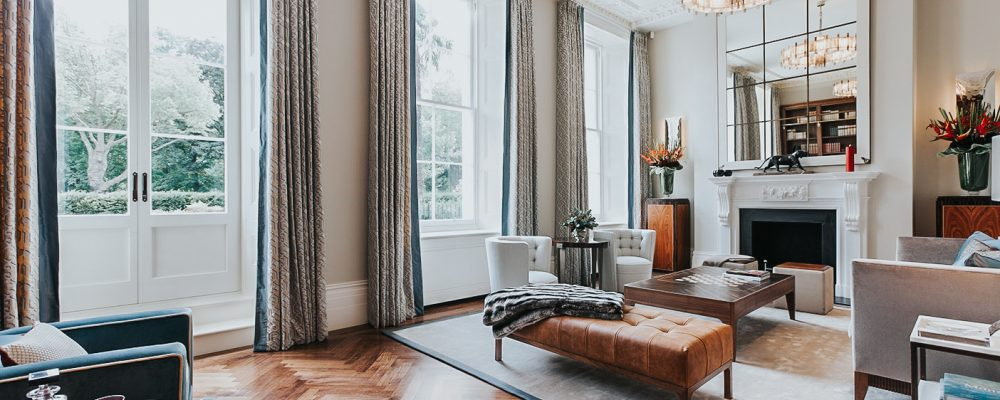 Tips for Dressing Tall Windows