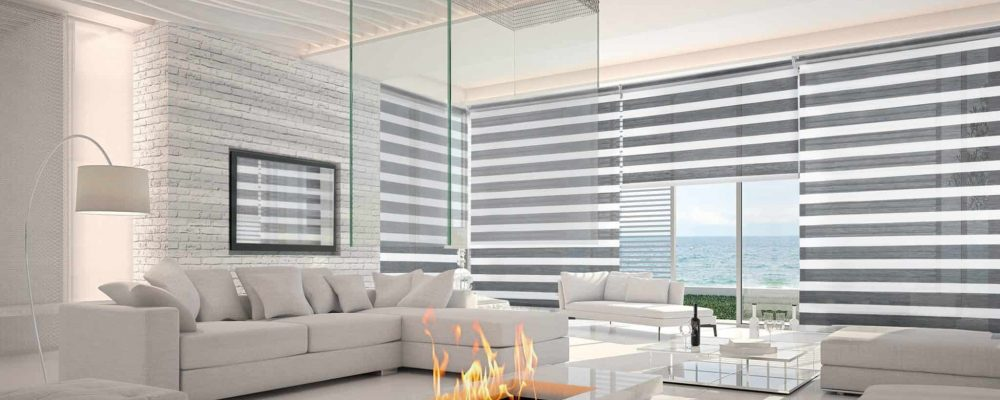 Home Automation System Window Treatments