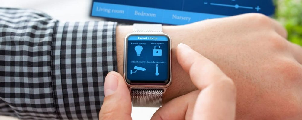 Smart Home Automation Apple Watch