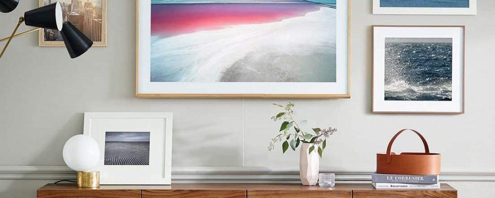 Flatscreen as an Artform
