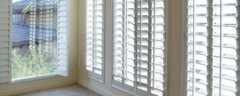 window treatment shutters